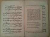 Notenheft Chopin Mazurkas und Heftchen
