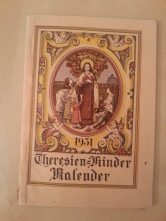 Theresien-Kinder Kalender 1931