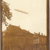 Mit dem Zeppelin durch die Welt