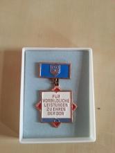 DDR Auszeichnung