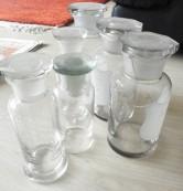 Apotheker-Gläser