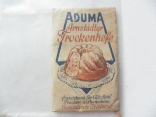 Aduma Arnstädter Trockenhefe