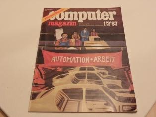 Computer Magazin 1987 BRD