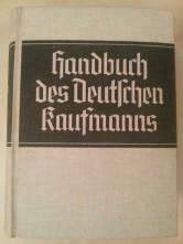 Handbuch des Deutschen Kaufmanns