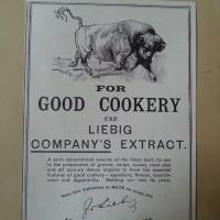 Werbung für Fleischextrakt - England & USA zwischen 1900 und 1920
