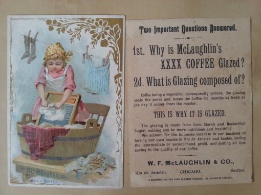 Chromo McLaughlin's Coffee