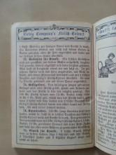 Liebig Haushaltungs-Kalender 1895