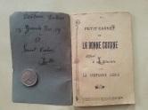 Liebig Kochbuch Frankreich