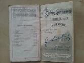 Liebig Kochbuch vor 1900