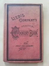 Liebig Kochbuch England 1898