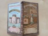 Liebig Kochbuch Puppenstuben-Ausgabe um 1890