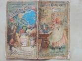 Liebig Kochbuch um 1890