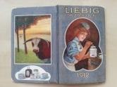 Liebig Haushaltungs-Kalender 1912
