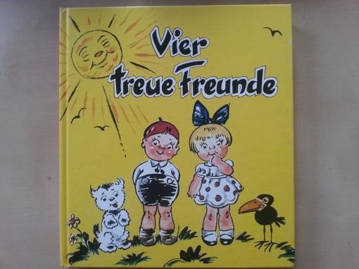 Putzi Buch Vier treue Freunde