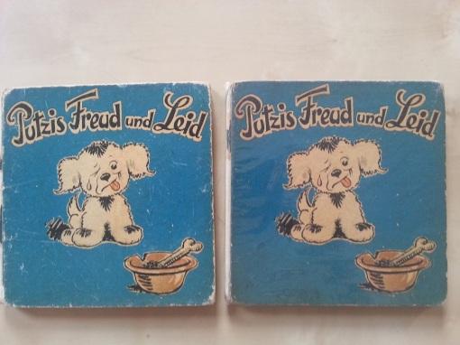 Putzi Buch Putzis Freud und Leid