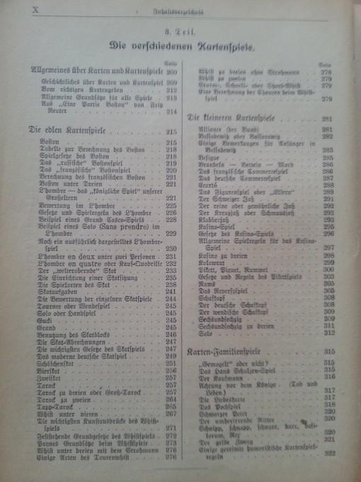 Das große Spielebuch um 1920