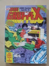 Comic Die Gruppe X - X-Men