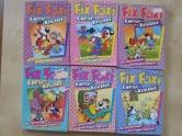 Comic Fix und Foxi 1990