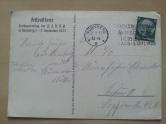 Postkarte Reichsparteitag 1933
