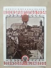 Postkarte Reichsparteitag 1934