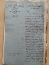 von Damm 1773