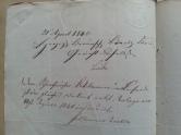 von Damm 1840