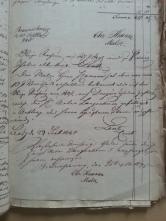 von Damm 1845