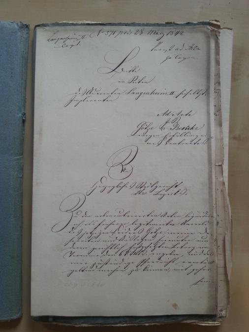 von Damm 1842
