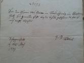 von Damm 1779