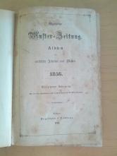 Allgemeine Muster-Zeitung 1856