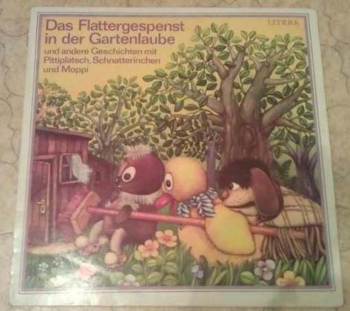 DDR Schallplatte