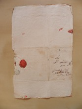 von Damm Brief 1795