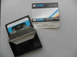 ORWO Magnetbandkassette K60