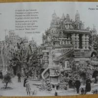 Ein Palast aus Steinchen - Palais Idéal du Facteur Cheval