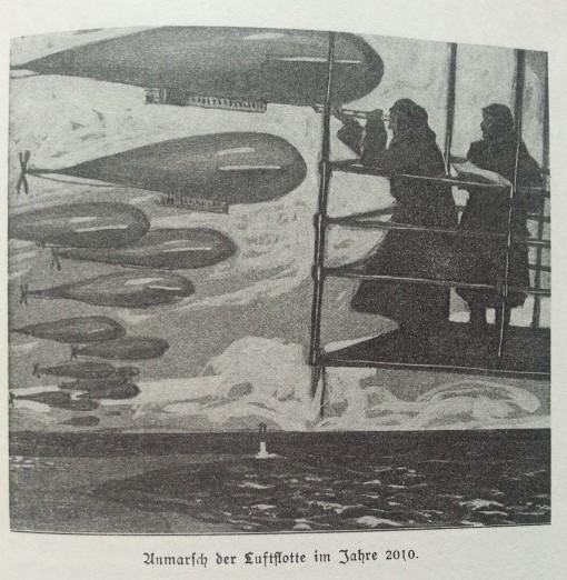 Die Welt in 100 Jahren 1910 Reprint 2010