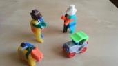 DDR Puzzle Figuren