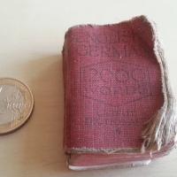 Mini-Wörterbuch Englisch-Deutsch von 1926