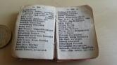 Mini Wörterbuch Englisch 1926