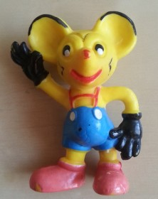 DDR Mickey Mouse Plagiat