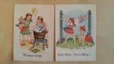 Postkarten Sütterlin
