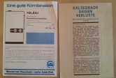 DDR Prospekt Hausgeräte
