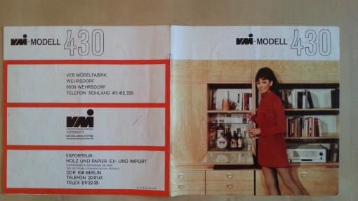Möbel in der DDR