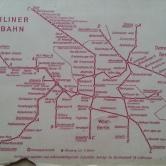 DDR Stadtplan Berlin 1959