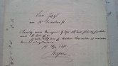 Einladung zur Sau-Jagd 21. Dezember 1871