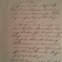 Klage gegen Hypotheken-Schuldner - 1829-1833