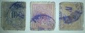 Briefmarken Neue Berliner Omnibus- u. Packetfahrt Actien-Ges.