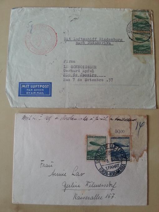Zeppelinbriefe