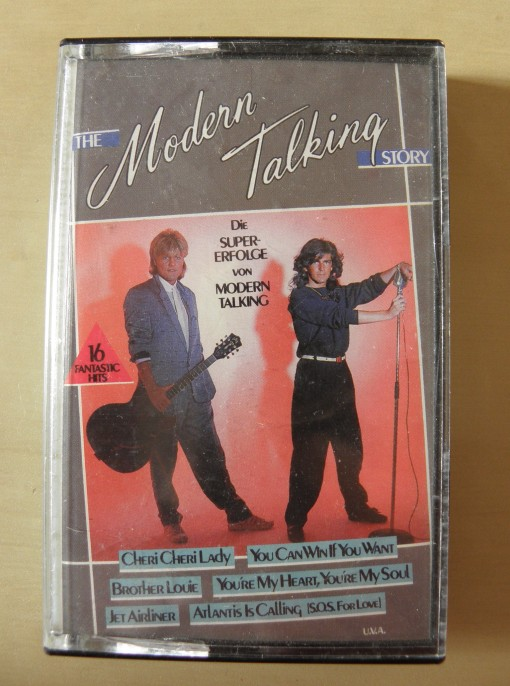 Cassette Modern Talking