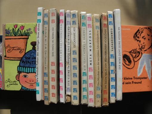Von all' unsern Kinderbüchern, war keines so lieb und so gut - Trompeter-Bücher *
