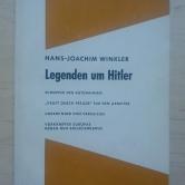 Legenden um Hitler